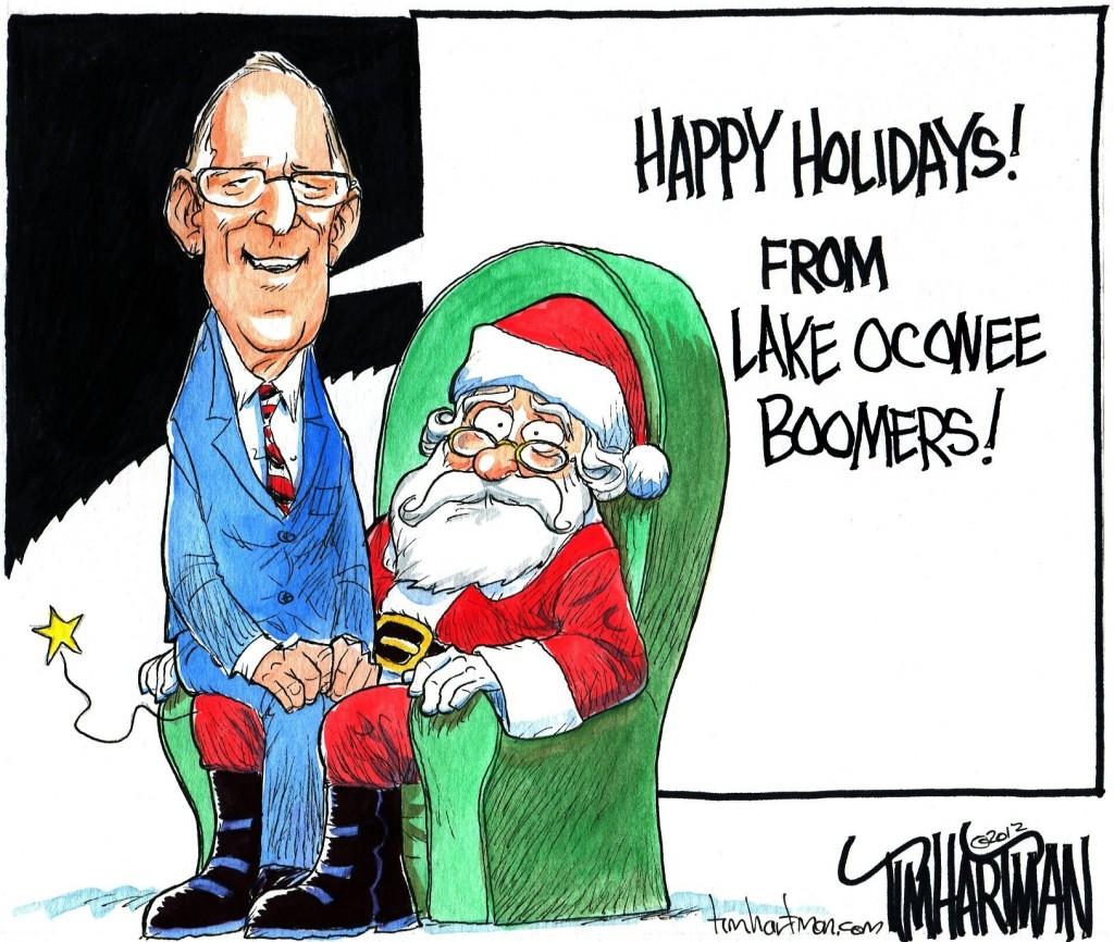 Boomers christmas