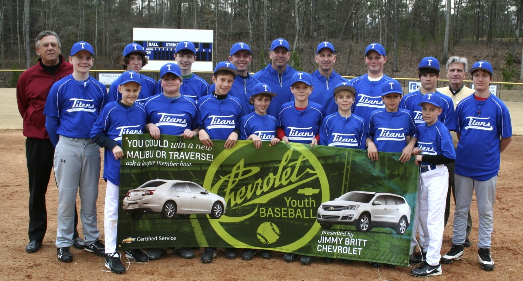 Jimmy Britt Chevrolet >> Jimmy Britt Chevrolet Buick Gmc Supports The Youth Of Greene