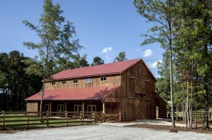 Crooked Pines Barn