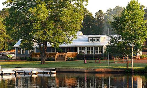 Harbor Club Transforms Vintage Marina on Lake Oconee