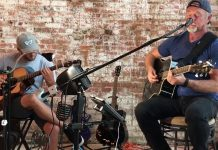 Live music by Dave Tebo at Oconee Brewing Company!