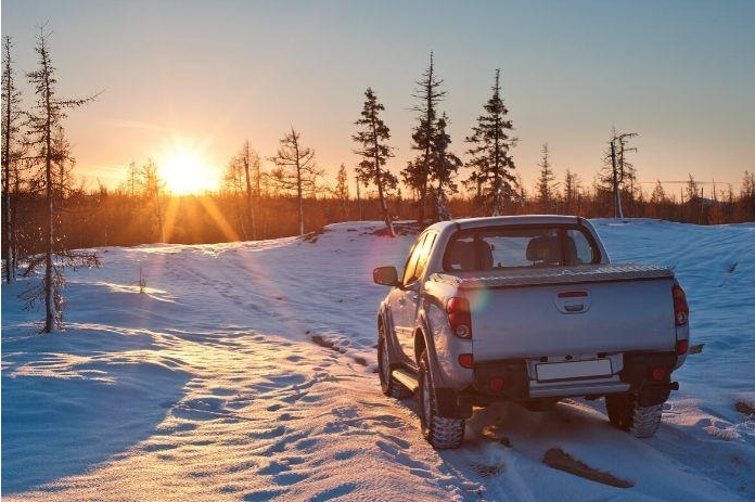 Ways to Winterize Your Pickup Truck