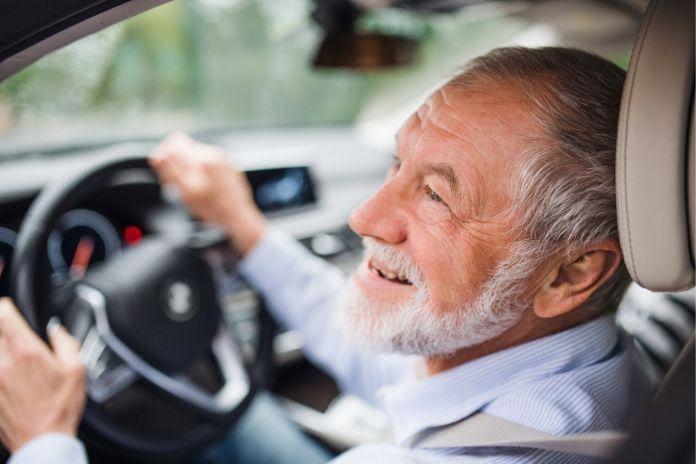 4 Safe Driving Tips for Seniors