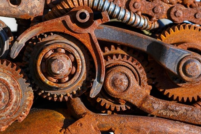 How To Remove Rust From Industrial Equipment