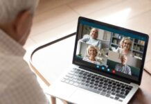 How Seniors Can Connect With Others During COVID-19