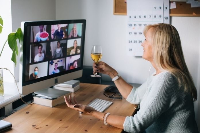Tips for Throwing a Virtual Retirement Party