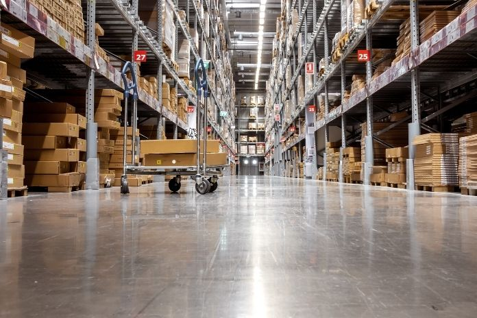 Tips for Keeping Warehouse Floors Clean