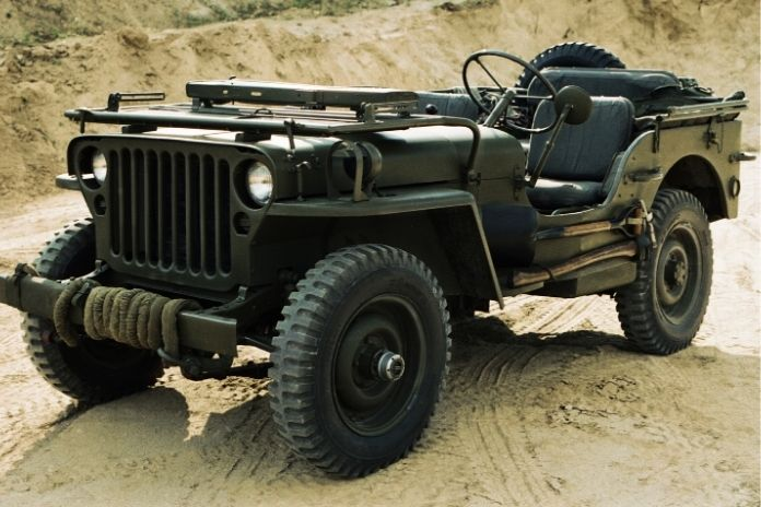 Three Military Vehicles You Can Buy