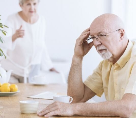 Common Marriage Problems for Older Couples