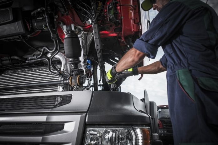 Common Maintenance Issues With Trucks