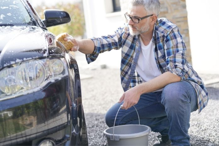 The Benefits of Washing Your Car at Home
