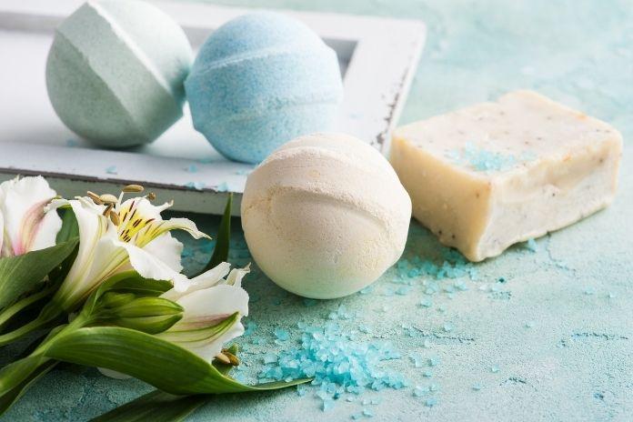The Best Ways To Use Bath Bombs Sans Bathing