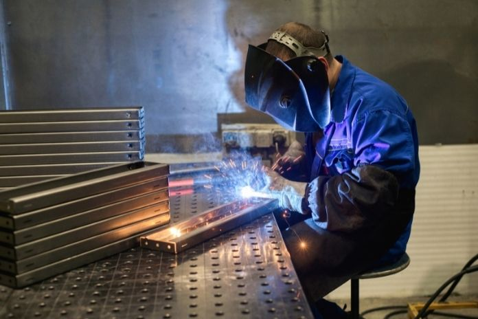 Ways To Improve Air Quality in Metal Fabrication Shops
