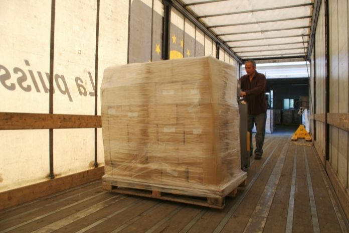 Helpful Tips for Wrapping Pallet Loads