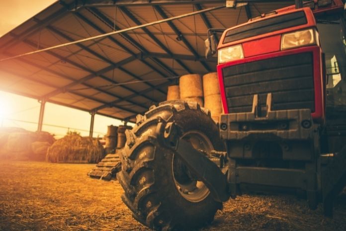 The Importance of Oiling Farm Equipment