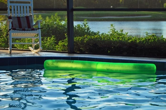 Different Ways To Use Pool Noodles Around The House