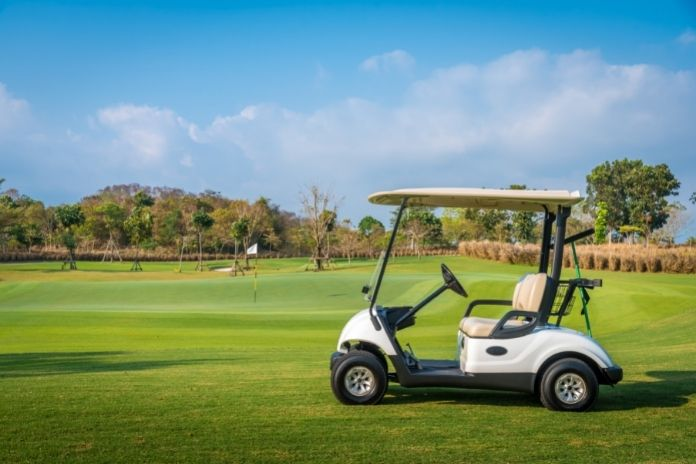 Why Your Golf Cart Has Trouble Starting Up